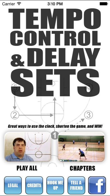 Tempo Control & Delay Sets: Scoring Playbook - with Coach Lason Perkins - Full Court Basketball Training Instruction