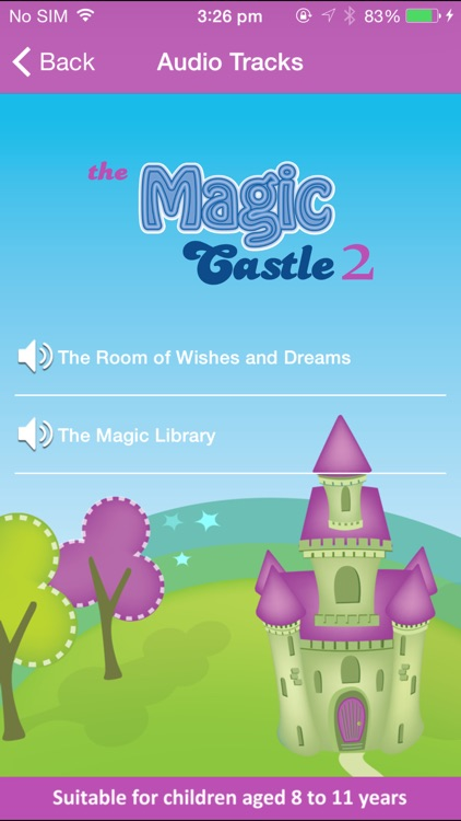 The Magic Castle 2 – Children's Meditation App by Christiane Kerr screenshot-2