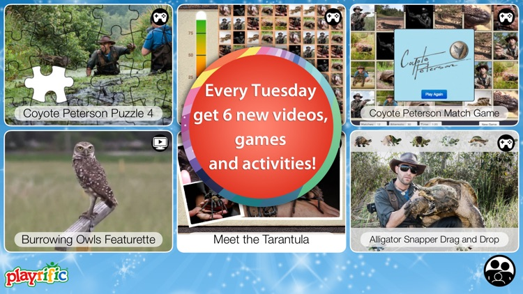 Happy Tuesday! - A New Surprise Every Tuesday: Games, Books, Videos, Activities and More!