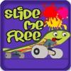 Slide Me Free - Unlock Me Kid's Skateboard