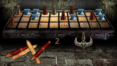 Egyptian Senet (Ancient Egypt Game Of The Pharaoh Tutankhamun-King Tut-Sa Ra)-2