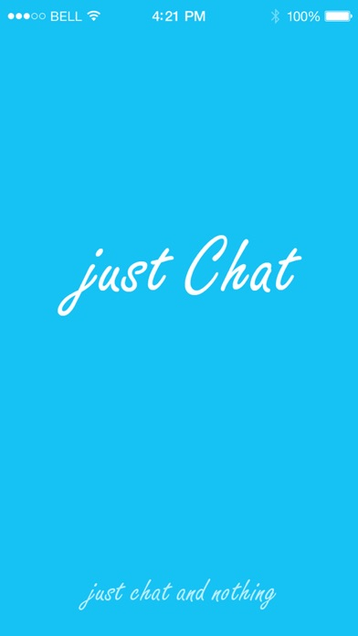 Just Chat. screenshot two