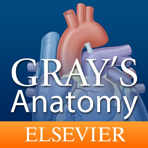 Gray's Anatomy for Students for iPad
