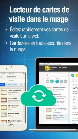 Business Card Reader Pro Dans LApp Store