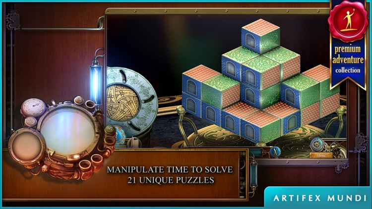 Time Mysteries 2: The Ancient Spectres screenshot-4