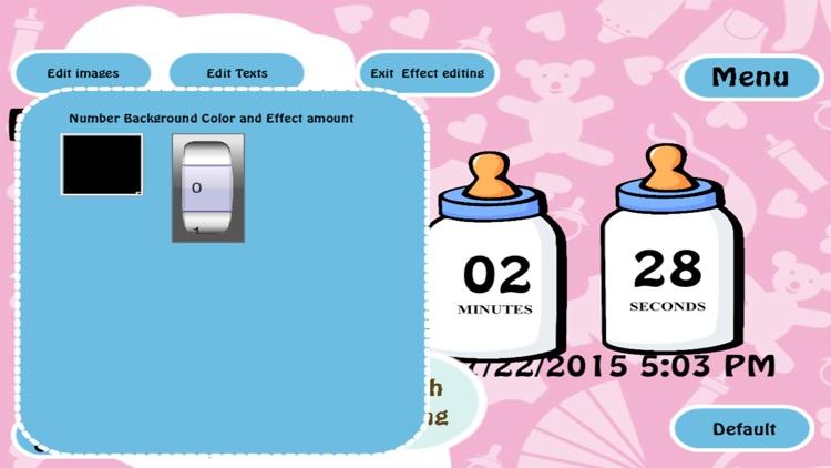 The Baby Countdown Free screenshot-3