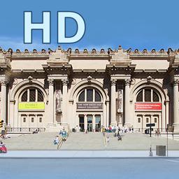 Ícone do app Museu Metropolitano de Arte HD