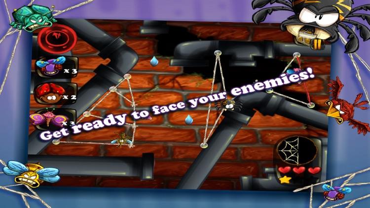 Amazing Spider Attack - FREE Game screenshot-4