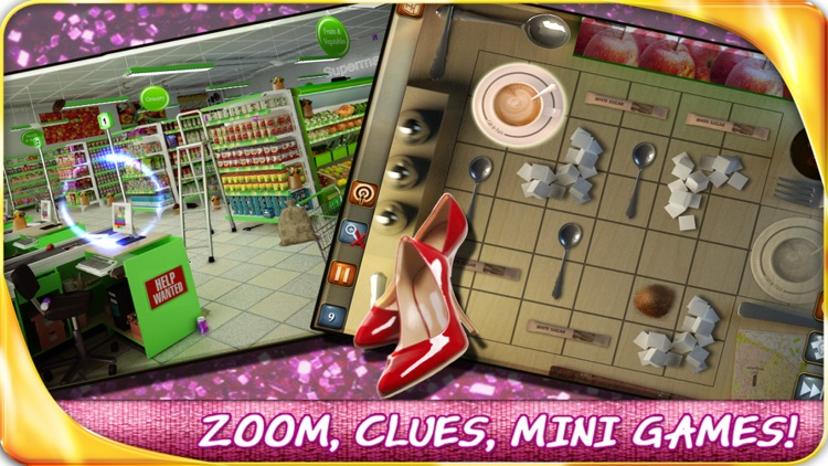 A Girl in the City – Extended Edition - A Hidden Object Adventure screenshot-3
