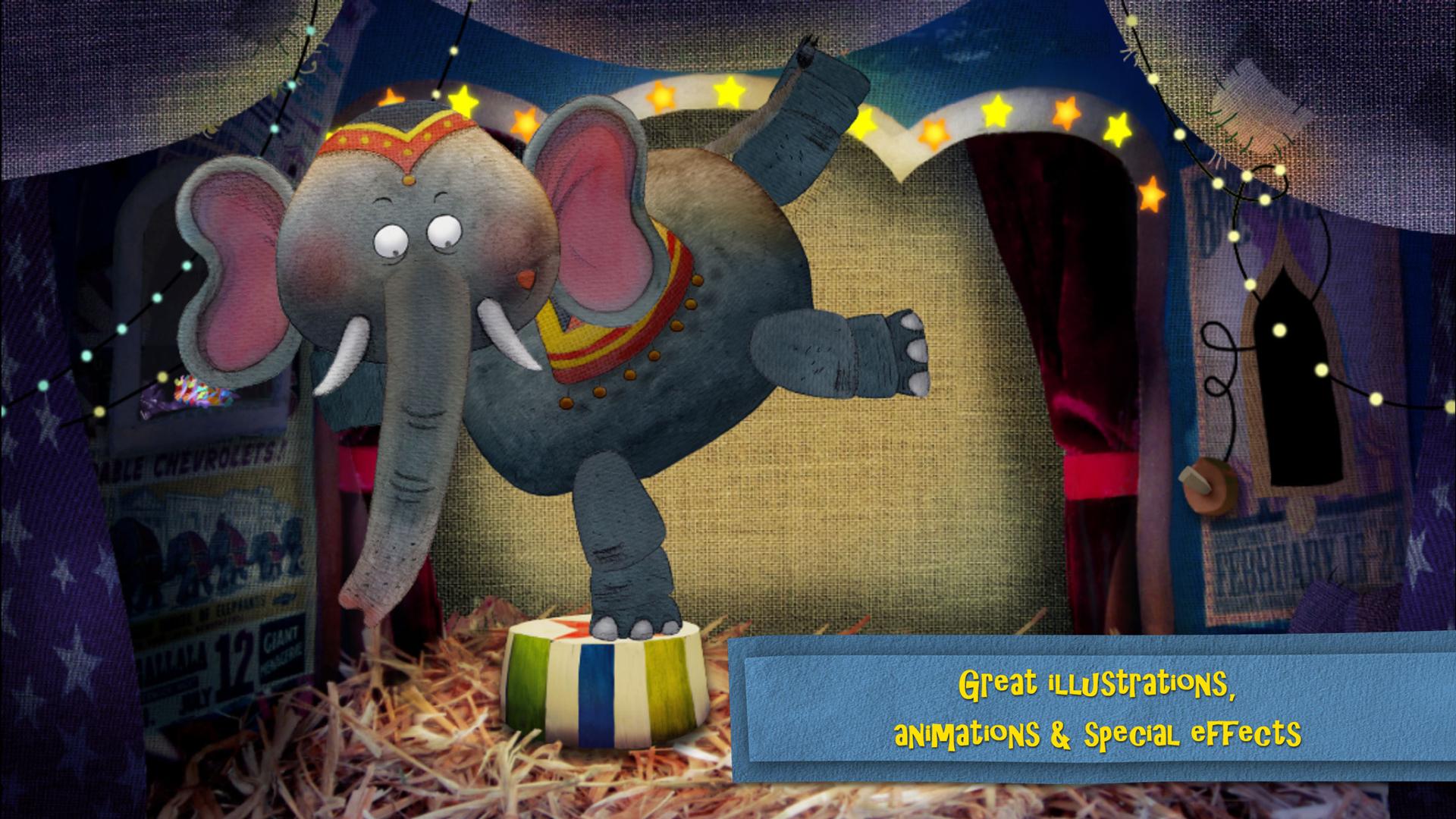 Nighty Night Circus screenshot 13