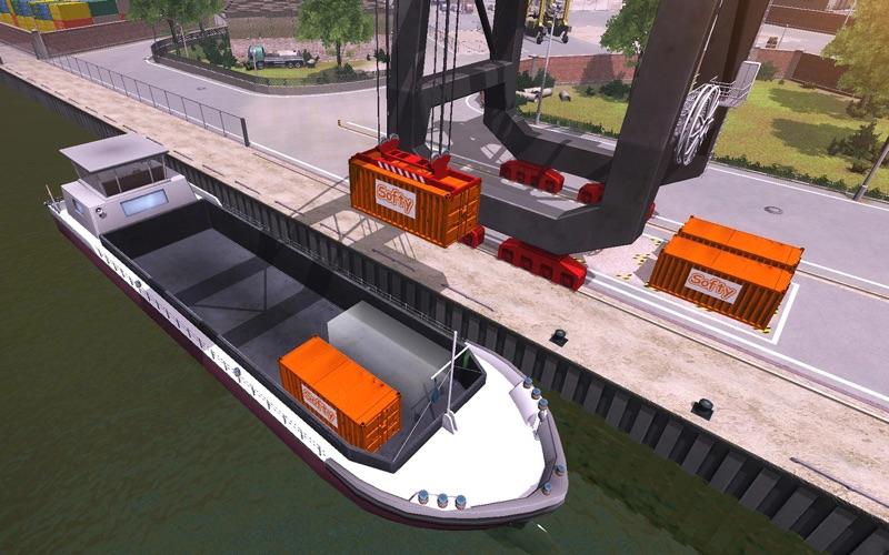Logistics Company screenshot 3