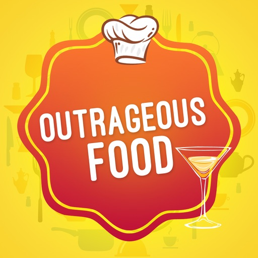 Outrageous Food Locations icon