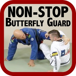 Non-Stop Butterfly Guard: Sweeps & Submissions for BJJ & Nogi Grappling