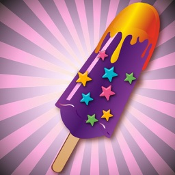 Ice Candy Maker - design and make Ice Popsicle Candy for kids