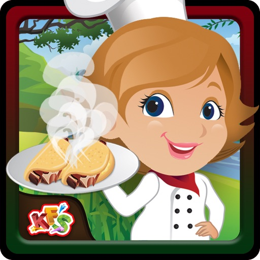 Steak Taco Maker – Make fast food in this cooking fever game for star chef