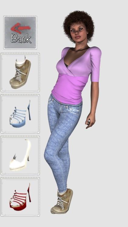 Fashion Girls: Tiana