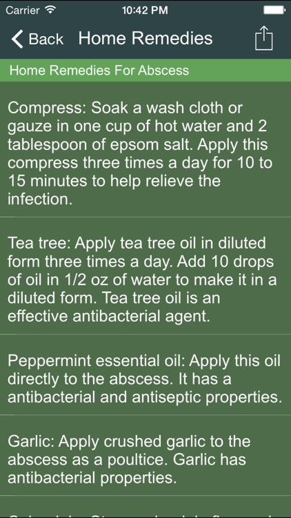 Home Remedies Plus screenshot-1