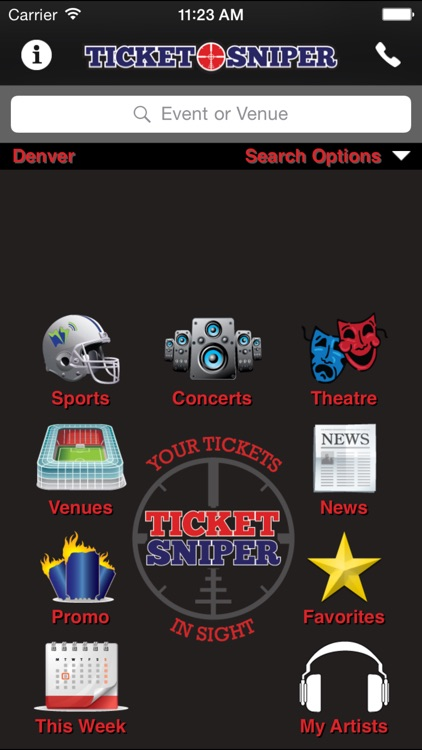 Ticket Sniper - Sports, Concert & Theater Tickets