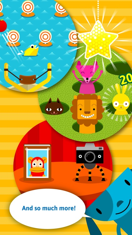 Happy Valley Friends: Letters, Numbers, and Shapes screenshot-4