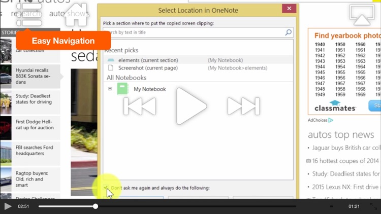 Your Life Everywhere Course For OneNote screenshot-3