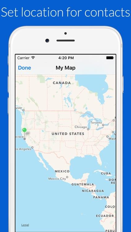 Contact Book screenshot-3