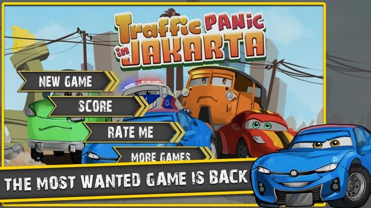 Traffic Panic in Jakarta screenshot-0