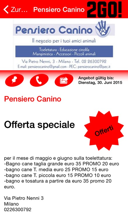 2GO! Milano screenshot-3