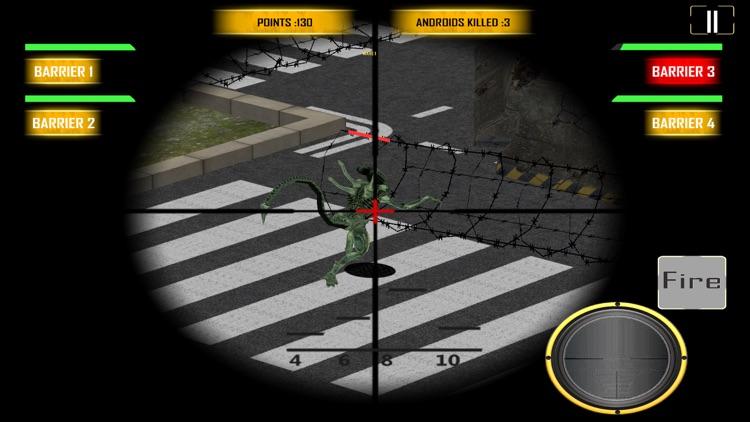 Alien Sniper - shoot to kill