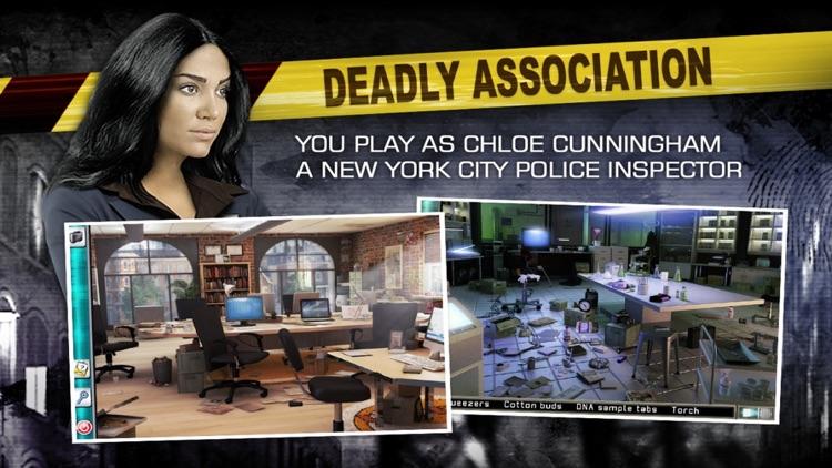Deadly Association - A Hidden Object Adventure screenshot-0