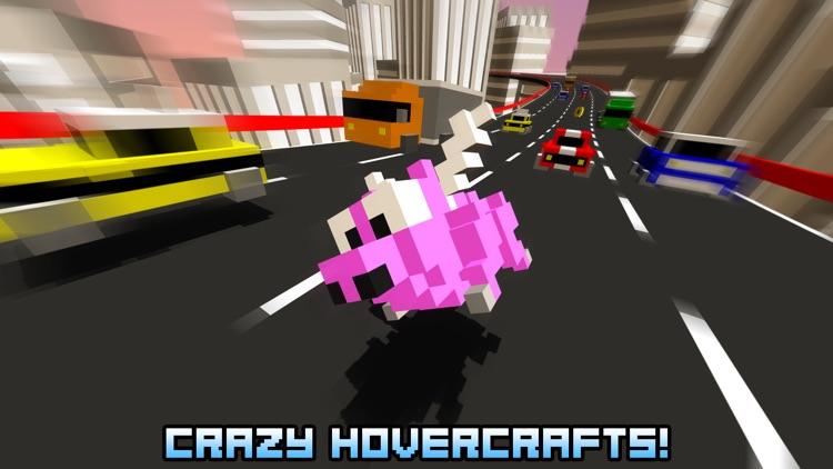 Hovercraft - Build Fly Retry screenshot-3