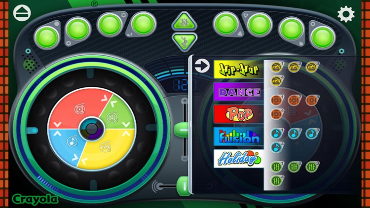 Crayola DJ screenshot-3