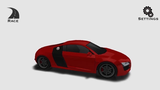A Highway Racer Game Audi R Edition On The App Store - Audi car games audi r8