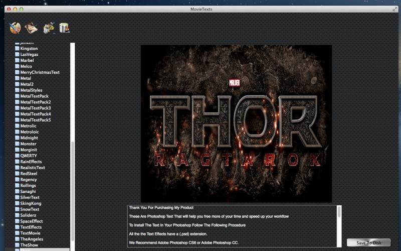 MovieTexts screenshot 4