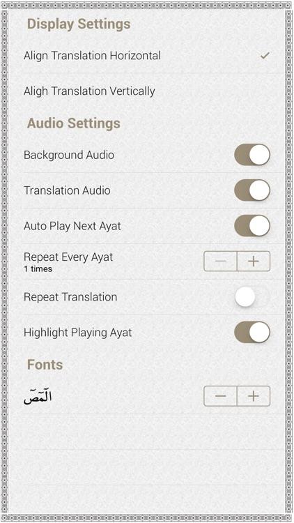 Quran Japanese screenshot-4