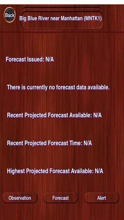US Rivers Weather Information (from NOAA) screenshot-3