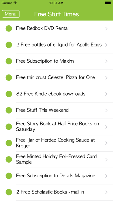 Free Stuff Times - Freebies, Deals, Contests, Sweepstakes