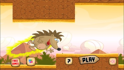 A Sonic Tunnel Maze FREE - Super Fast Rail Runner Screenshot on iOS