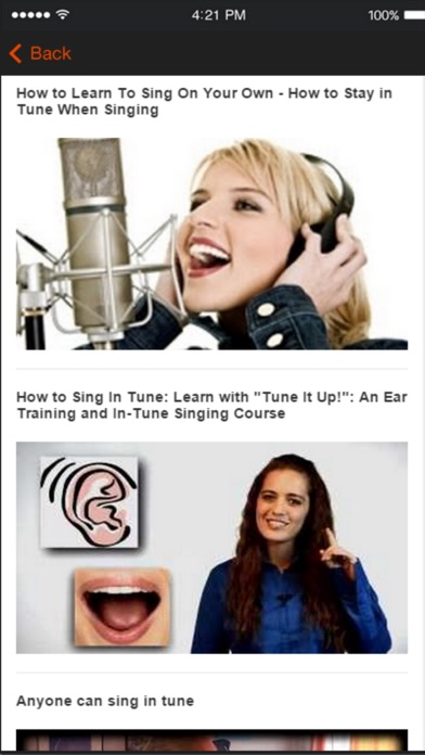 Singing Tips – Learn How To Sing Better 5