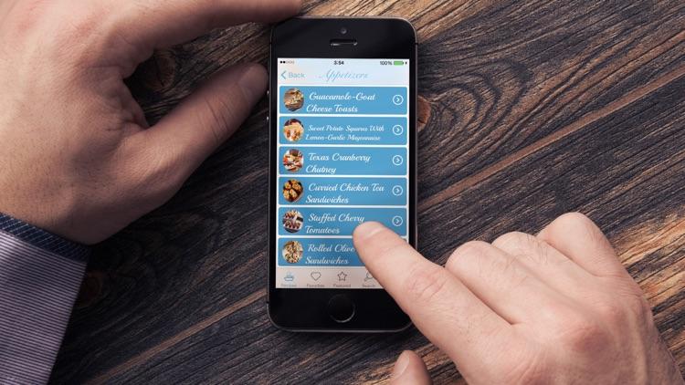 iRecipeApp screenshot-3
