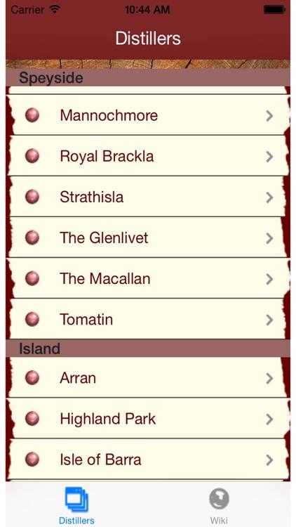 iSingleMalt screenshot-3