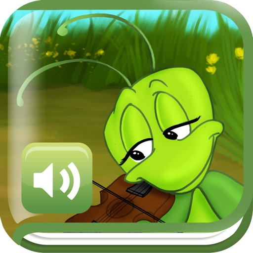 The Ant And The Grasshopper - Narrated classic fairy tales and stories for children