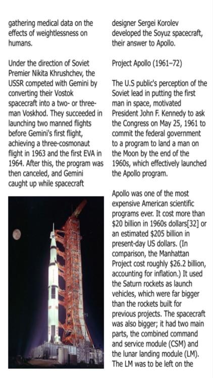 iSpace:Space Explorer Magazine screenshot-4