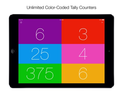 Simple Counter – Tally Counters and Scorekeeper Done Right Screenshots
