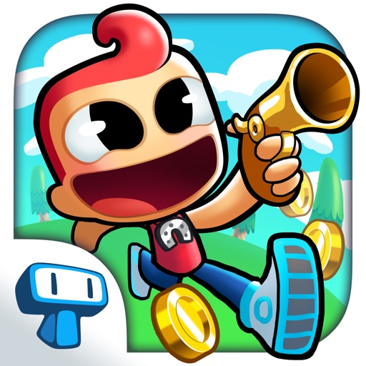 Adventure Land - Rogue Runner Game