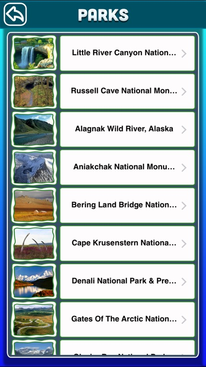USA National Parks screenshot-2