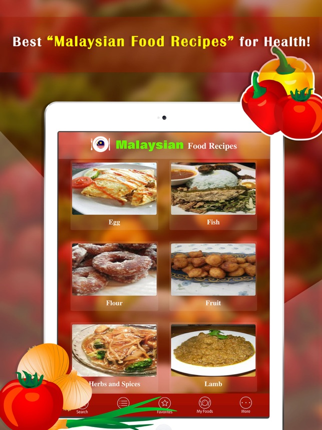 Malaysian food recipes en app store forumfinder Image collections