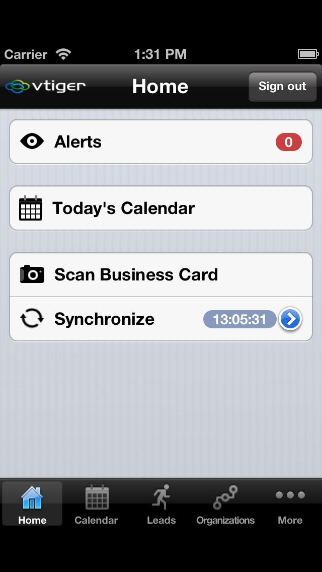 United By App Iphone ios Vtiger Searchman States For Crm 4vqBgg