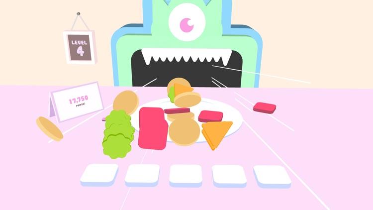 Monster Want Burger screenshot-3