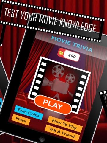 Movie Trivia Quiz: Guess pop movie stars, actors, actresses.  New fun puzzles!-ipad-3