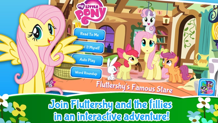 My Little Pony: Fluttershy's Famous Stare screenshot-0